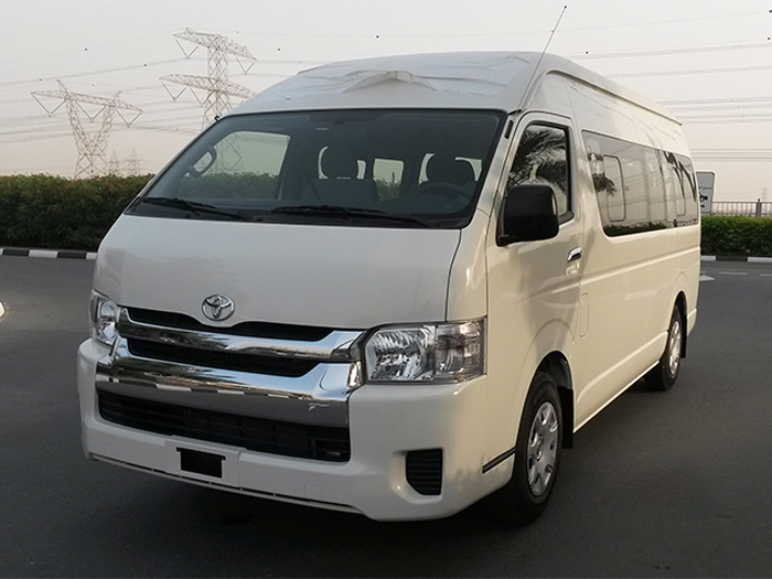 13 Seater Maxi Cab booking